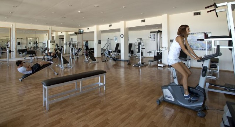 Fitness Salonlarının Havası