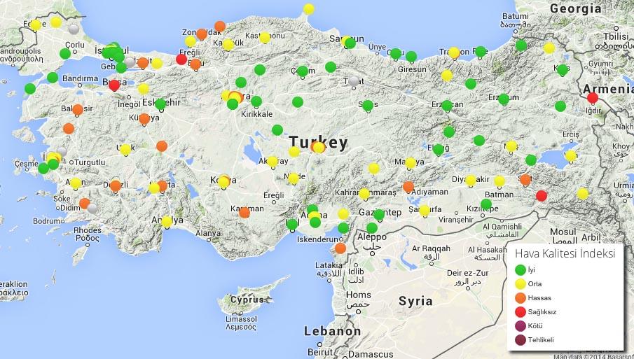 Hava Kirliliği ve Hava Kalitesi